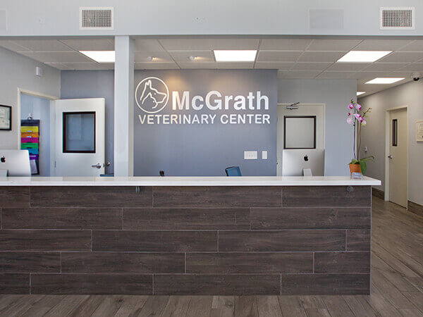 McGrath Clinic Inside