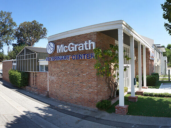 McGrath Clinic Outside